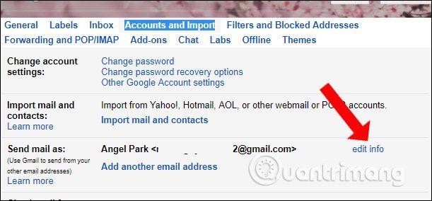 Hướng dẫn cách đổi tên địa chỉ gmail cập nhât mới nhất 2020