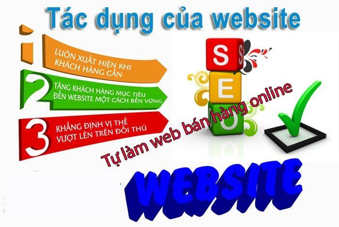 Hướng dẫn cách tự làm web bán hàng cực kì hiệu quả