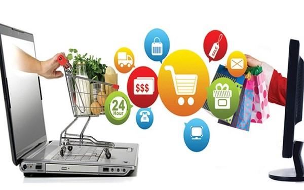 mua đồ trên mạng và thực tế