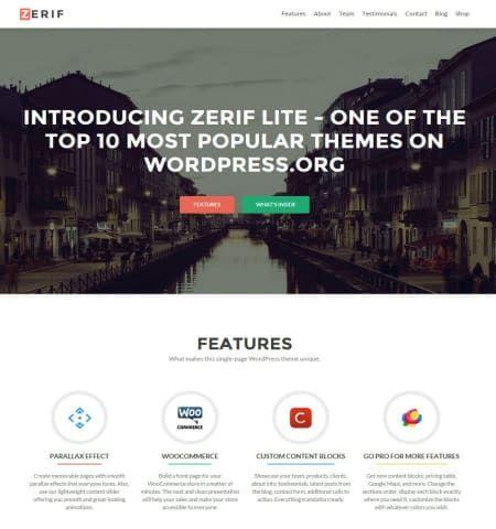 theme wordpress đẹp miễn phí