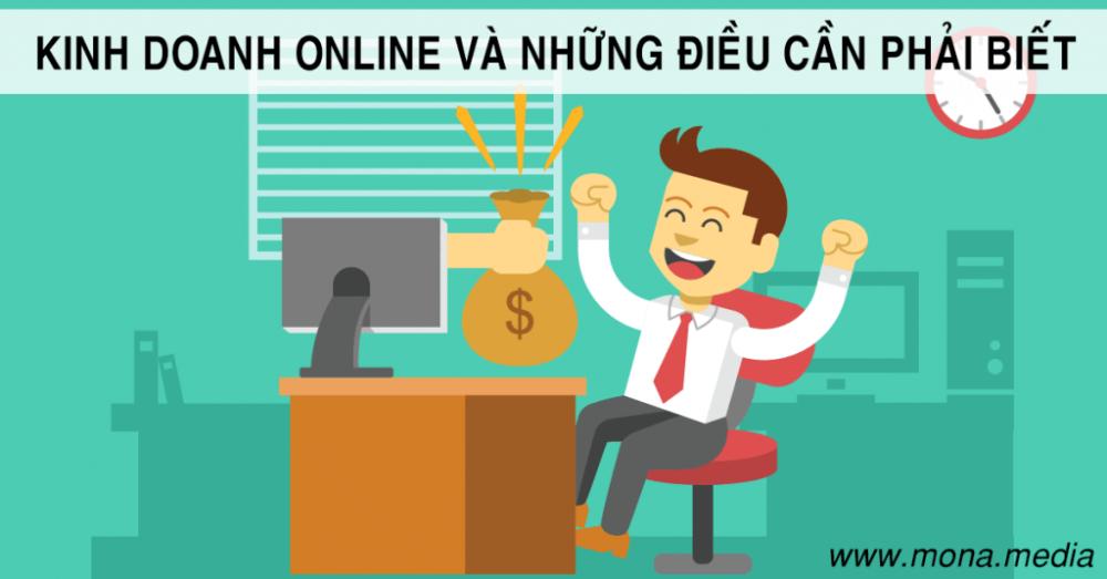 các bước kinh doanh online thành công