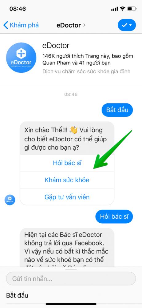cài đặt chatbot cho facebook cá nhân