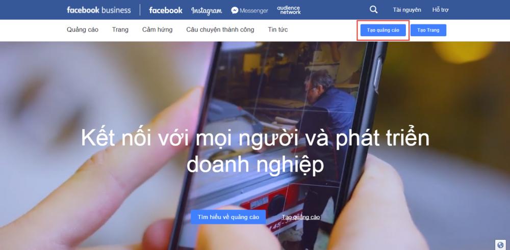 Hướng dẫn chạy quảng cáo Facebook từng bước cho người bắt đầu