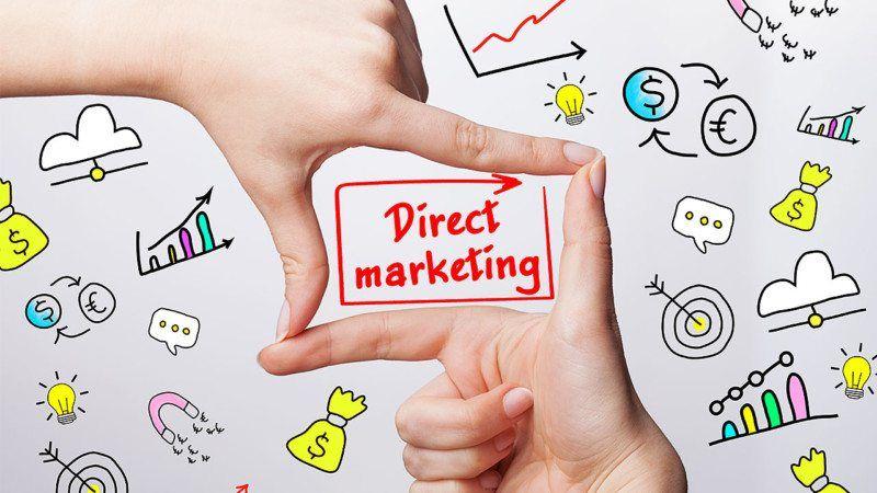 Direct marketing là gì? Những kinh nghiệm cần biết cho người mới