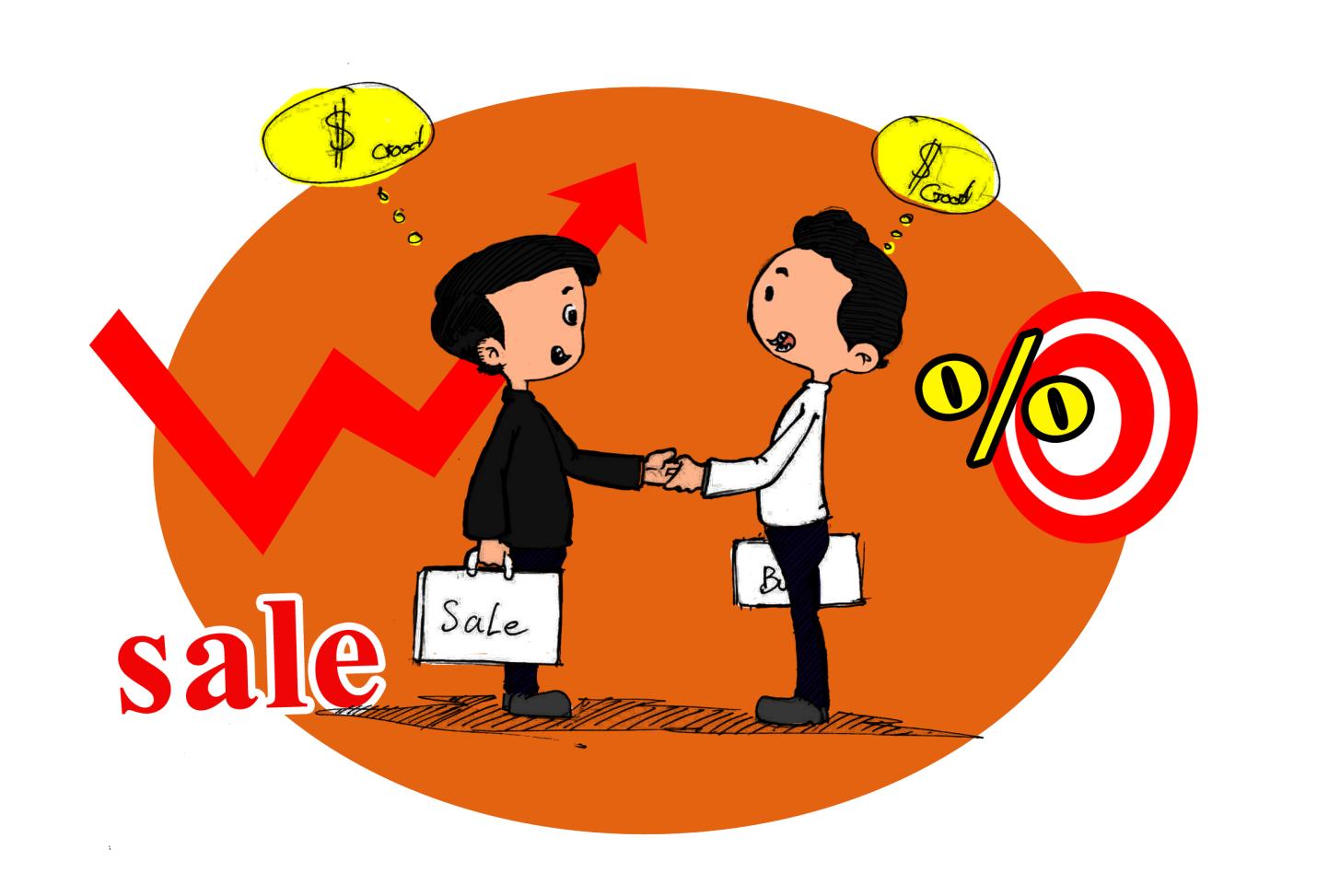 Kỹ năng bán hàng trực tiếp cho các dân sales cực đỉnh thu hút khách !!