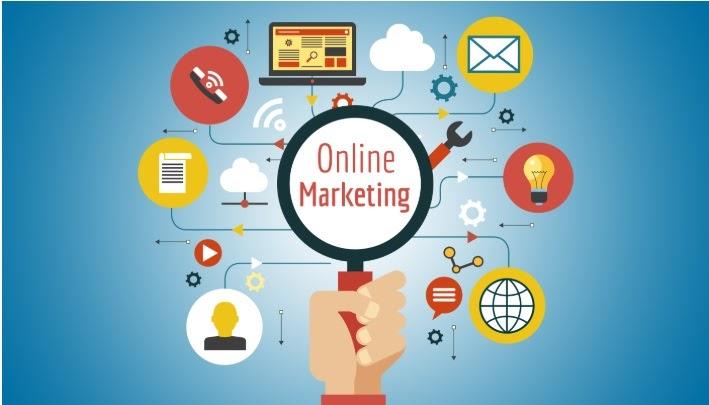 Marketing Online ngày càng được sử dụng rộng rãi