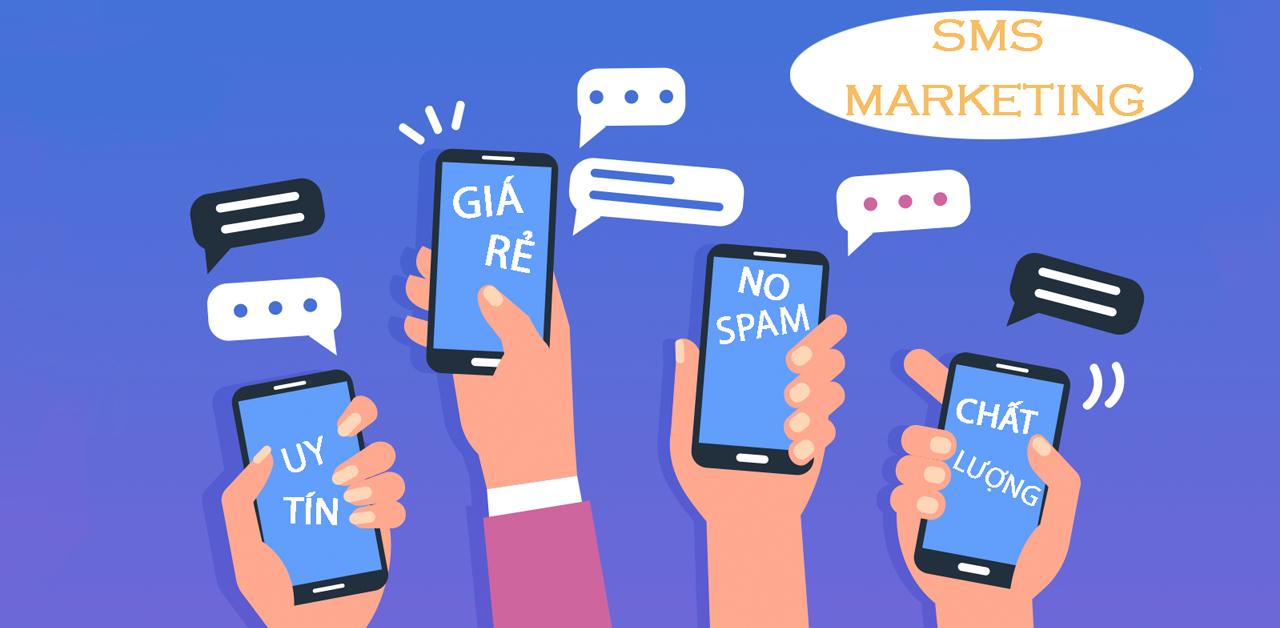 SMS Marketing giá rẻ không spam cho doanh nghiệp - VMarketing.vn