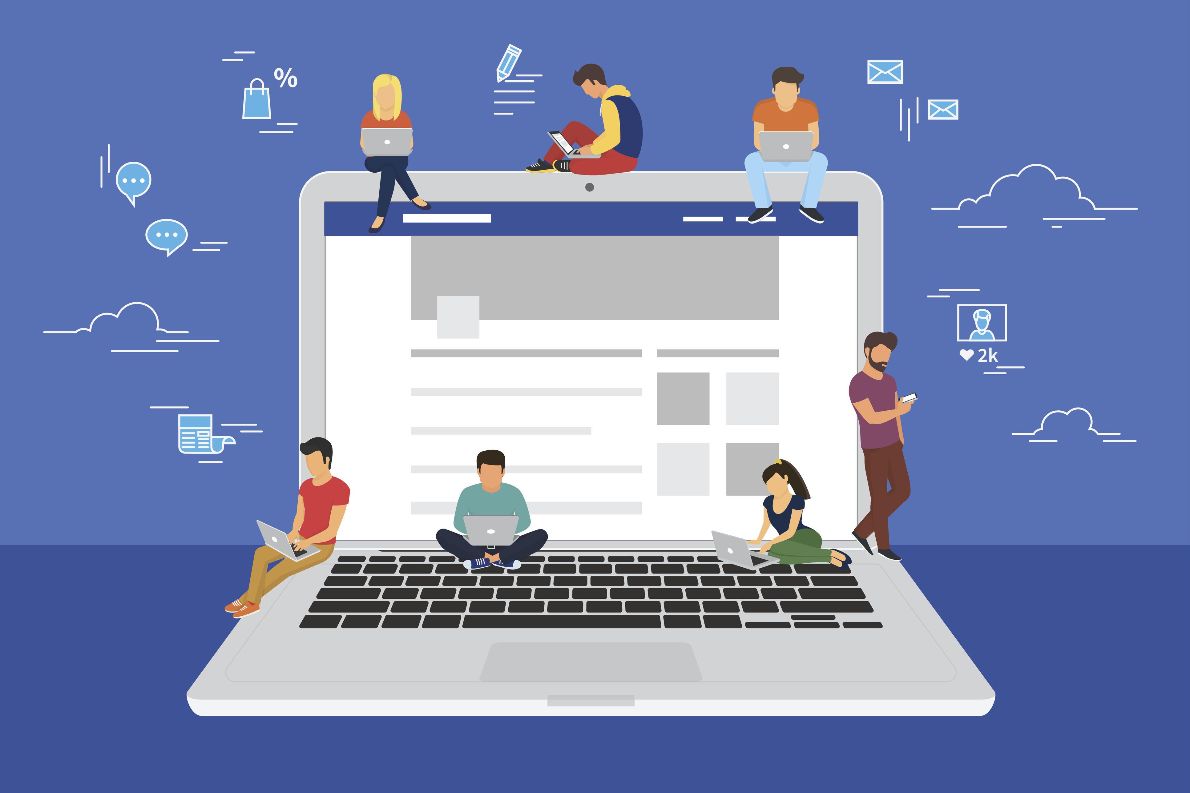 Bí quyết tiếp thị mạng xã hội hiệu quả