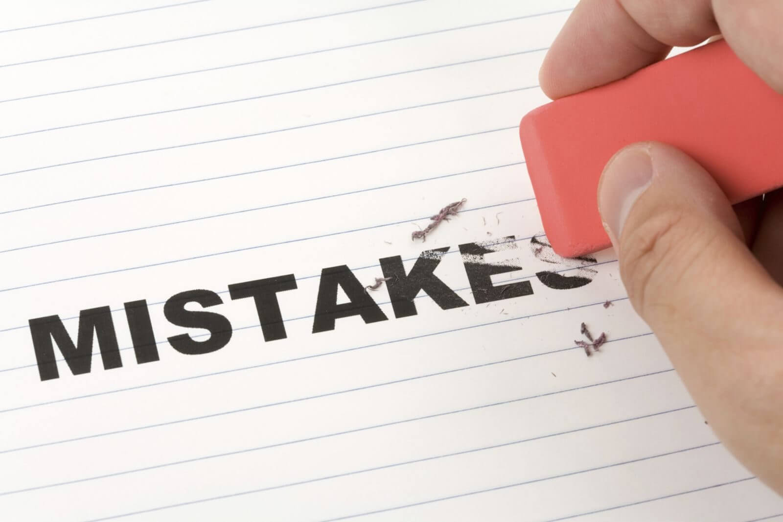 7 sai lầm kinh điển của người kinh doanh online - Học Viện MOA