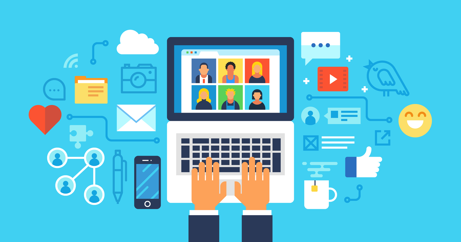 7 New Social Media Marketing Opportunities on Facebook & More via  @JuliaEMcCoy - WP Guy News