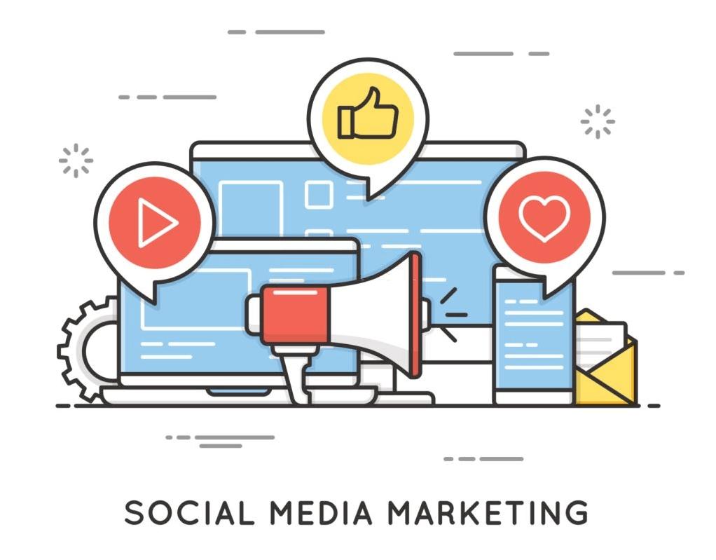 Vai trò của Social Media Marketing với các thương hiệu - MF VietNam