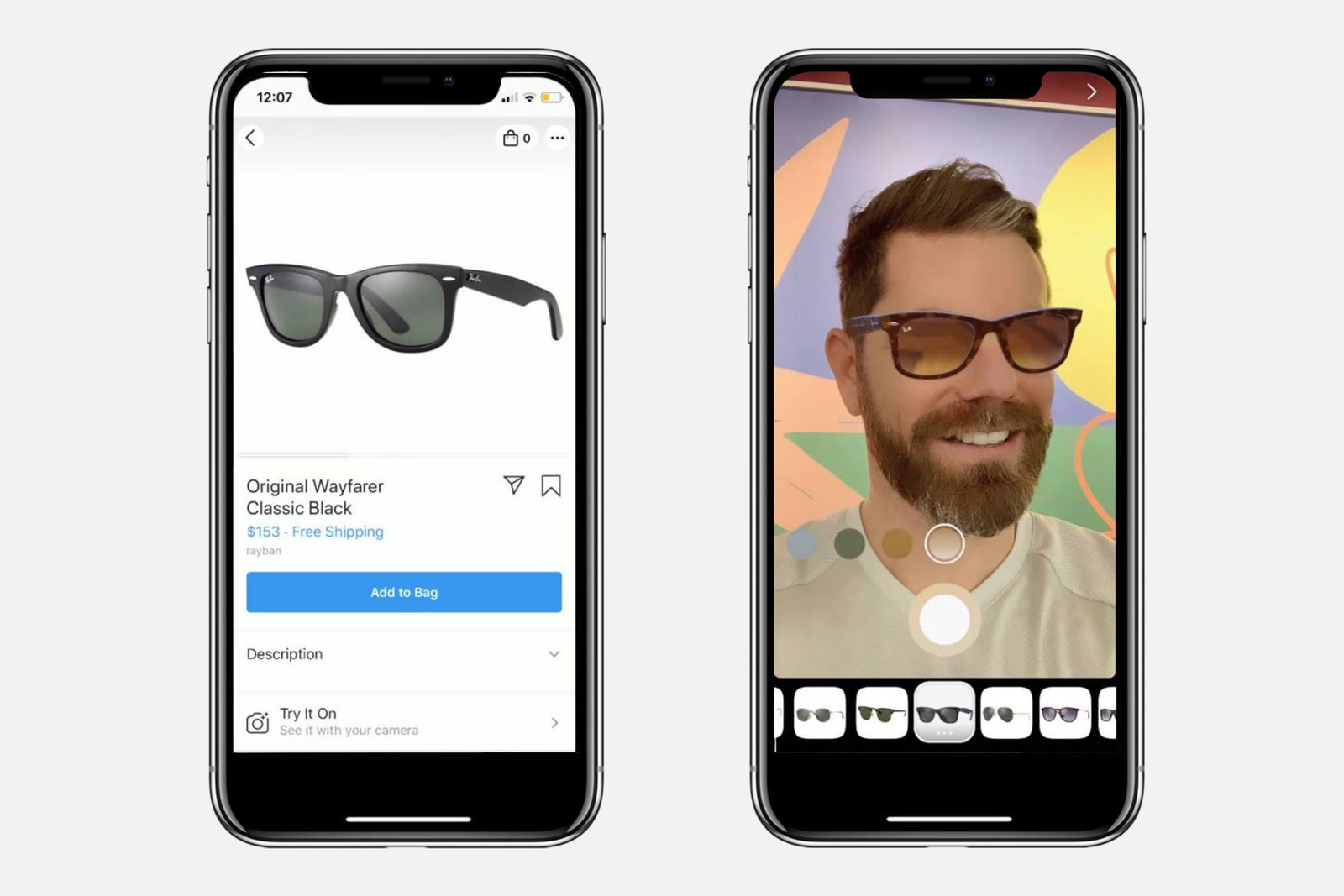 Fashion and beauty brands are taking AR more seriously | Vogue Business